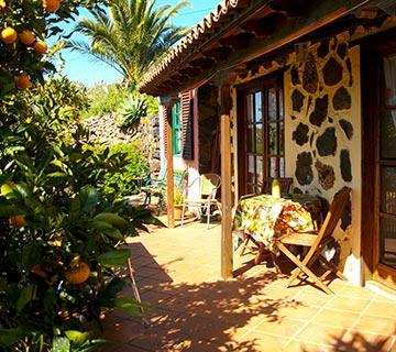 Ferienhaus auf La Palma: Casa Musica-Romantica